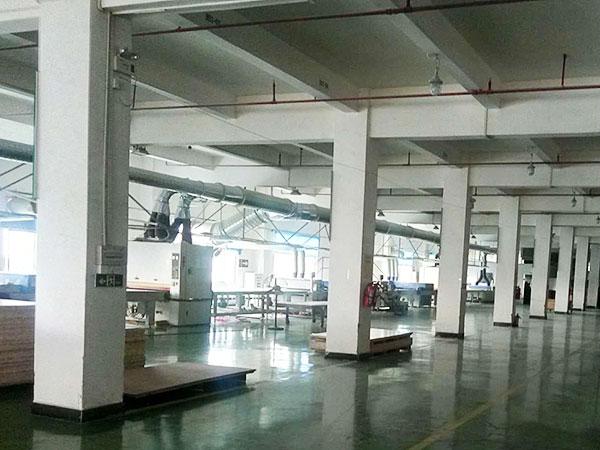 实木芯板厂家松博宇-车间生产基地