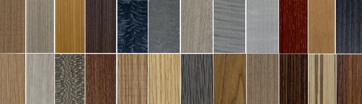 木饰面产品花色